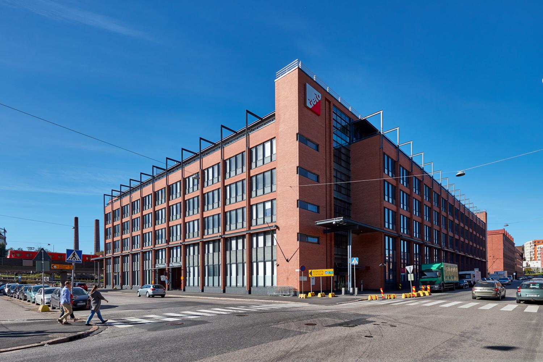 Panimokatu 4, Kalasatama, Helsinki