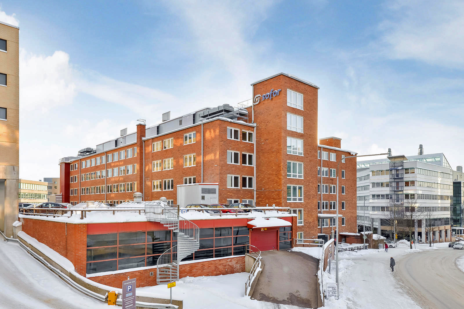 Valimotie 13 A, Pitäjänmäki, Helsinki