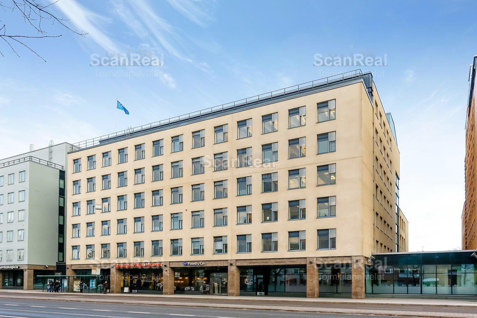 Mannerheimintie 103, Ruskeasuo, Helsinki