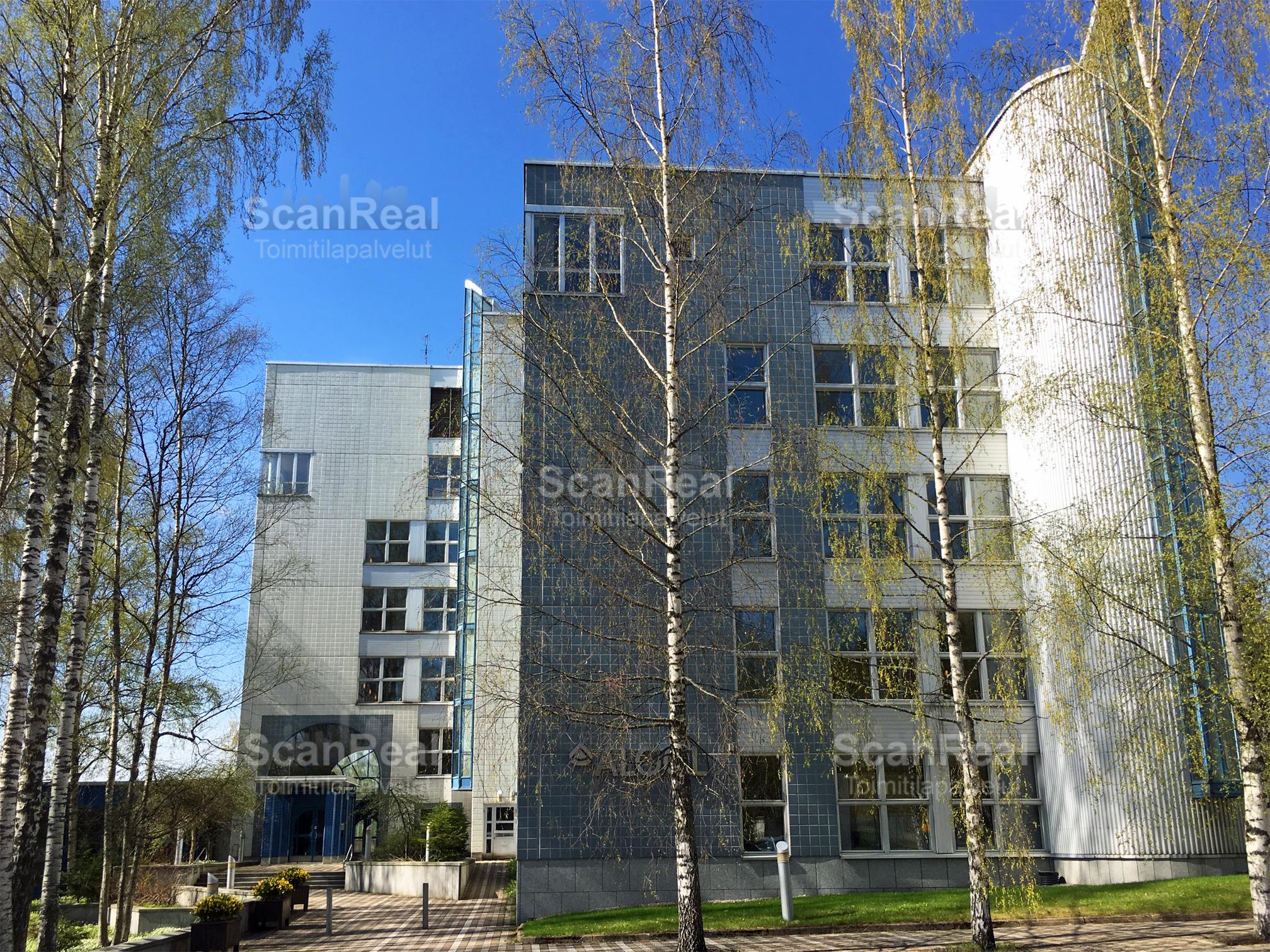 Toimitila, Karapellontie 6, Karamalmi, Espoo
