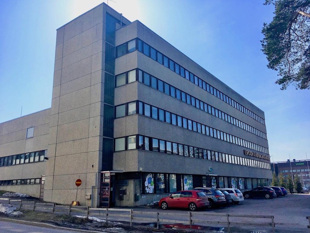 Toimitila, Revontulentie 8 C-D, Tapiola, Espoo