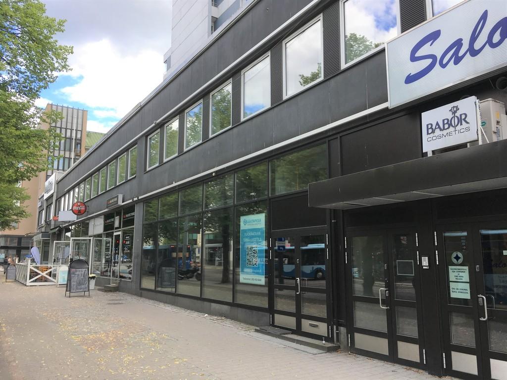 Toimitila, Aleksanterinkatu 25, Keskusta, Lahti