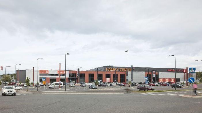 Hyrymäenkatu 2, Hyrymäki, Lappeenranta