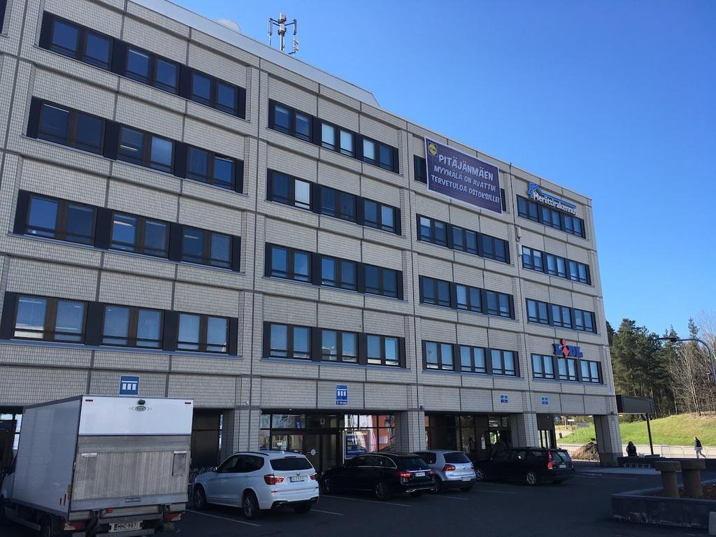Toimitila, Höyläämötie 1, Pitäjänmäki, Helsinki