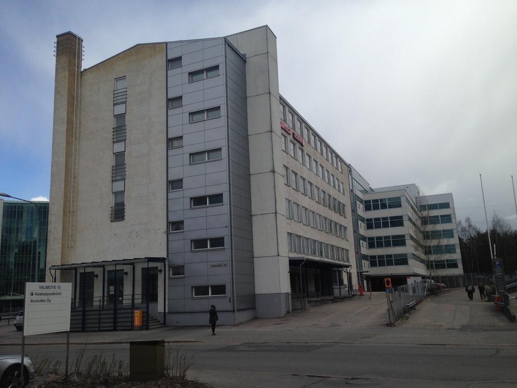 Toimitila, Valimotie 15, Pitäjänmäki, Helsinki