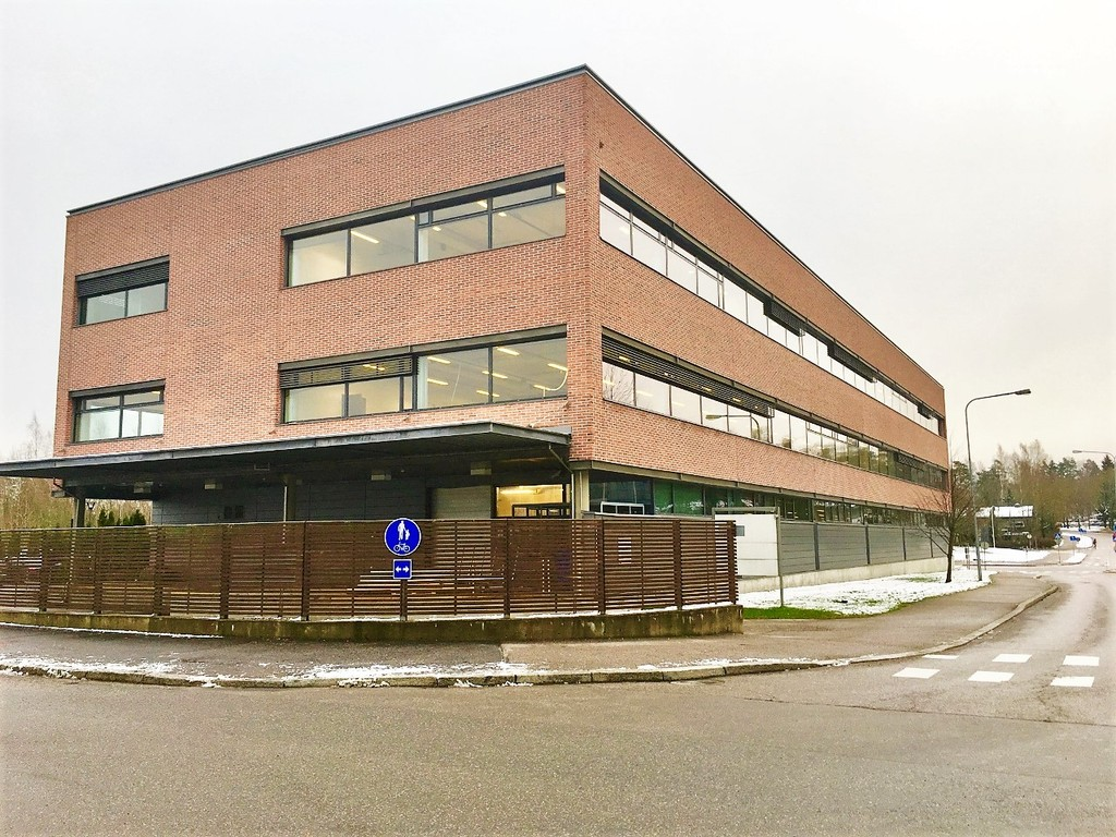 Myllynkivenkuja 1, Martinlaakso, Vantaa