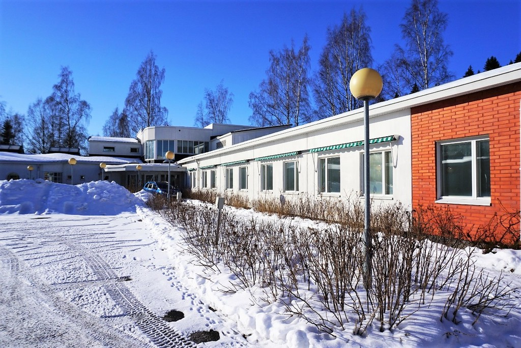 Toimitila, Haapalankatu 1, Haapalanmäki, Lahti