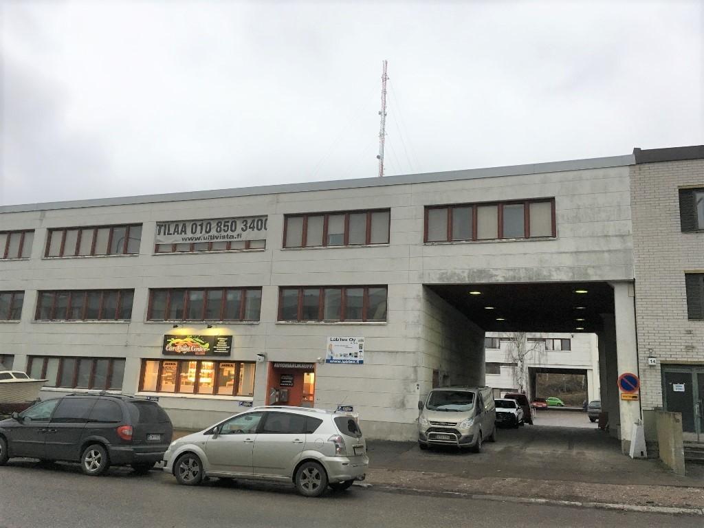 Toimitila, Pulttitie 12, Roihupelto, Helsinki