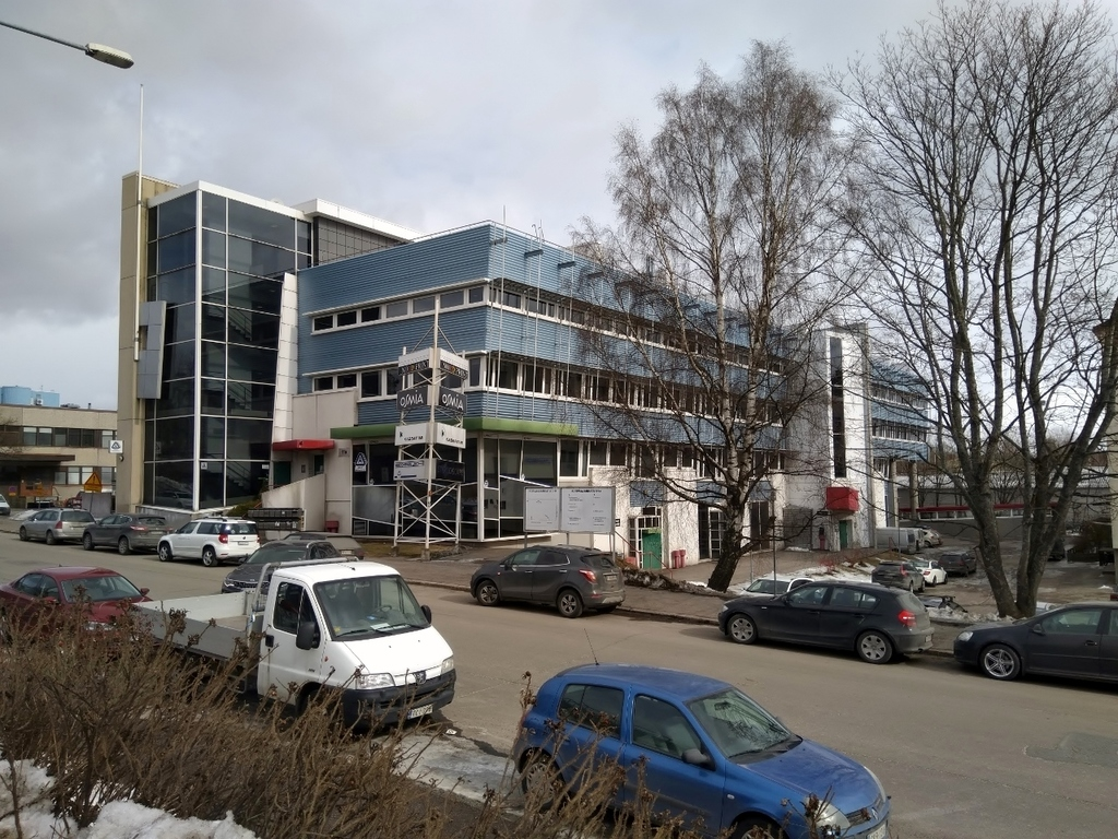 Sorvaajankatu 11a B 312, Herttoniemi, Helsinki