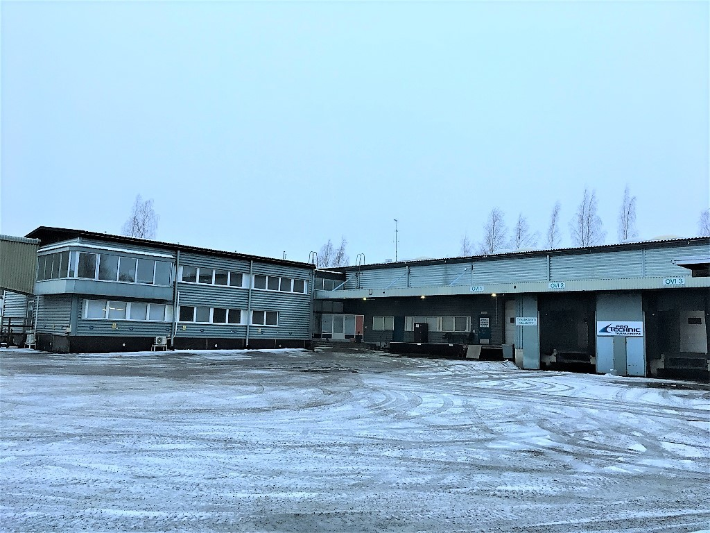 Toimitila, Sierakiventie 8-10, Kauklahti, Espoo