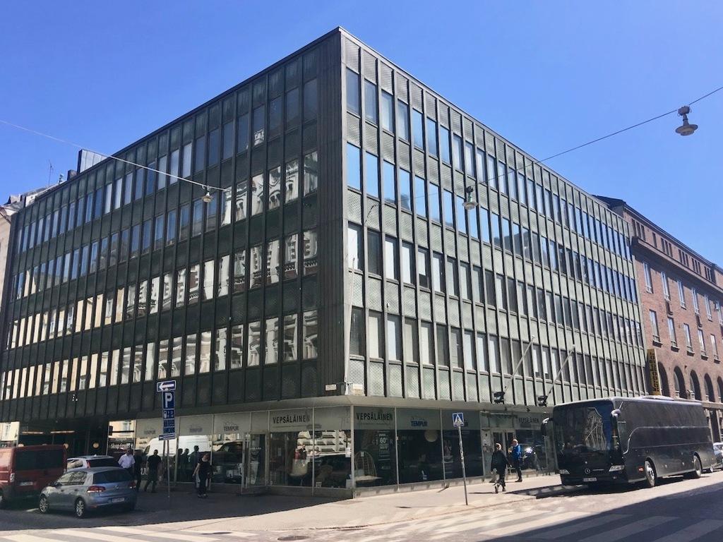 Toimitila, Annankatu 25, Keskusta, Helsinki