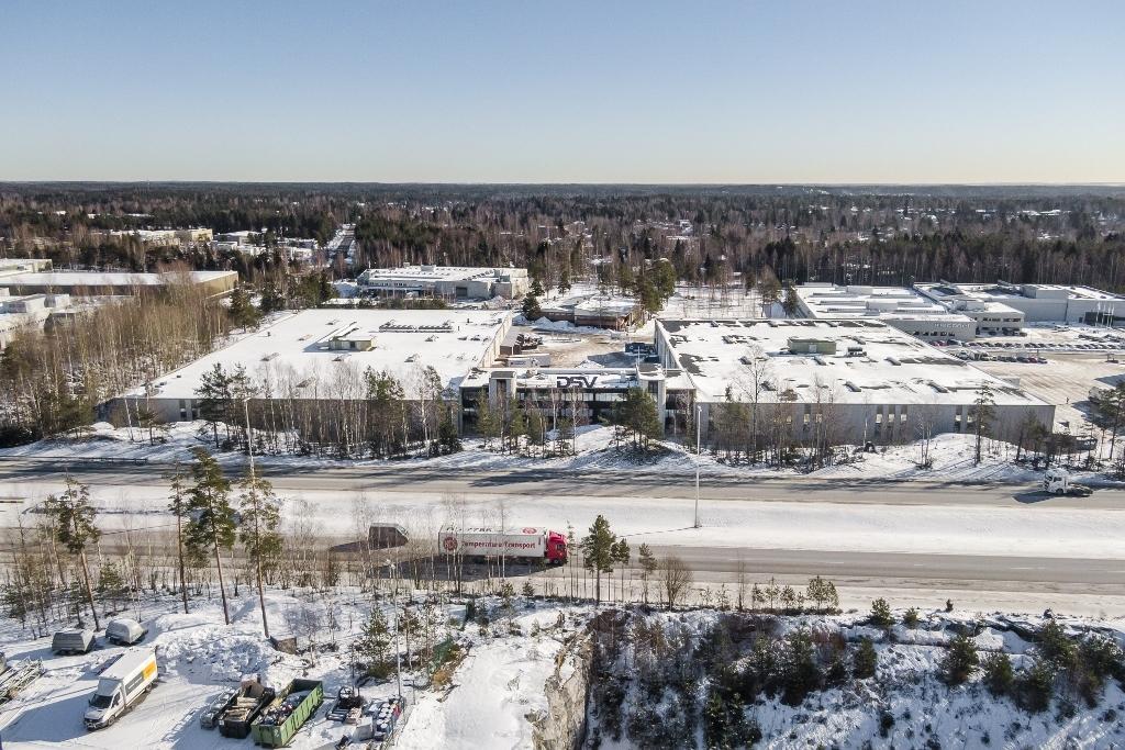 Toimitila, Pavintie 3-7, Itä-Hakkila, Vantaa