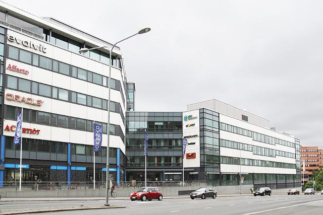Hatanpään valtatie 24, Keskusta, Tampere