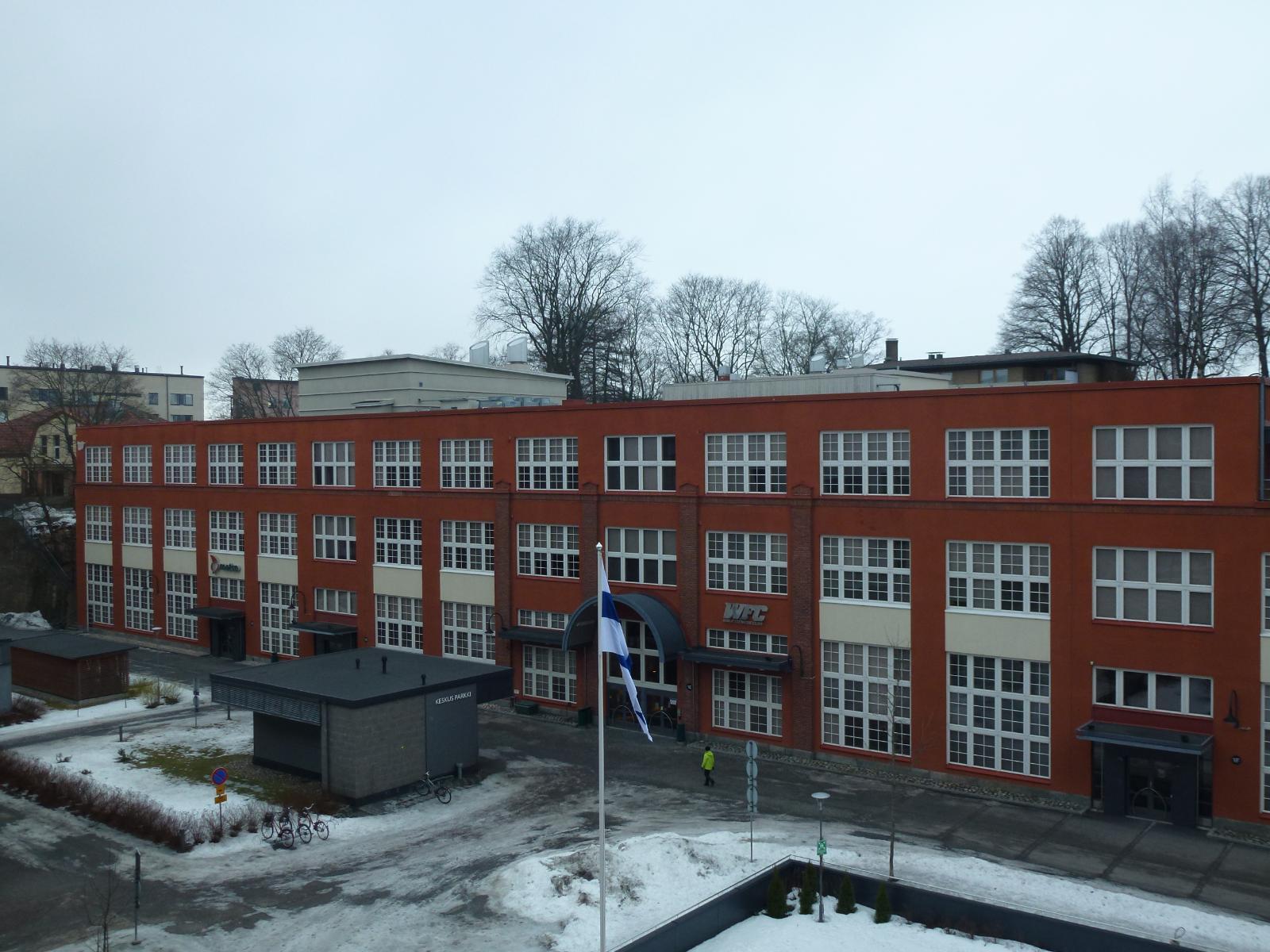 Kihlmaninraitti 1, Tampella, Tampere
