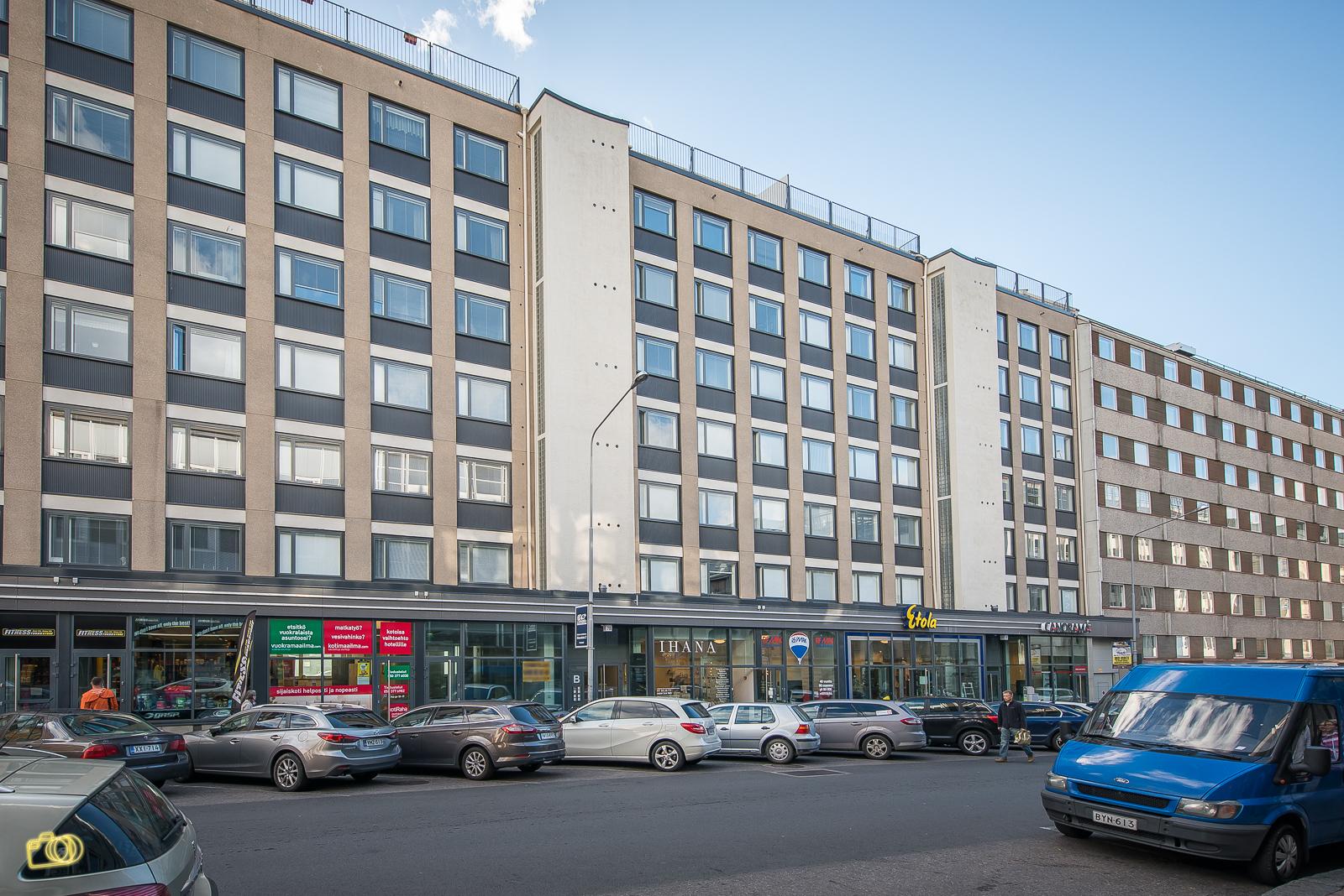 Hallituskatu 7, Keskusta, Tampere