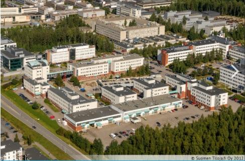 Hermiankatu 6-8, Hervanta, Tampere