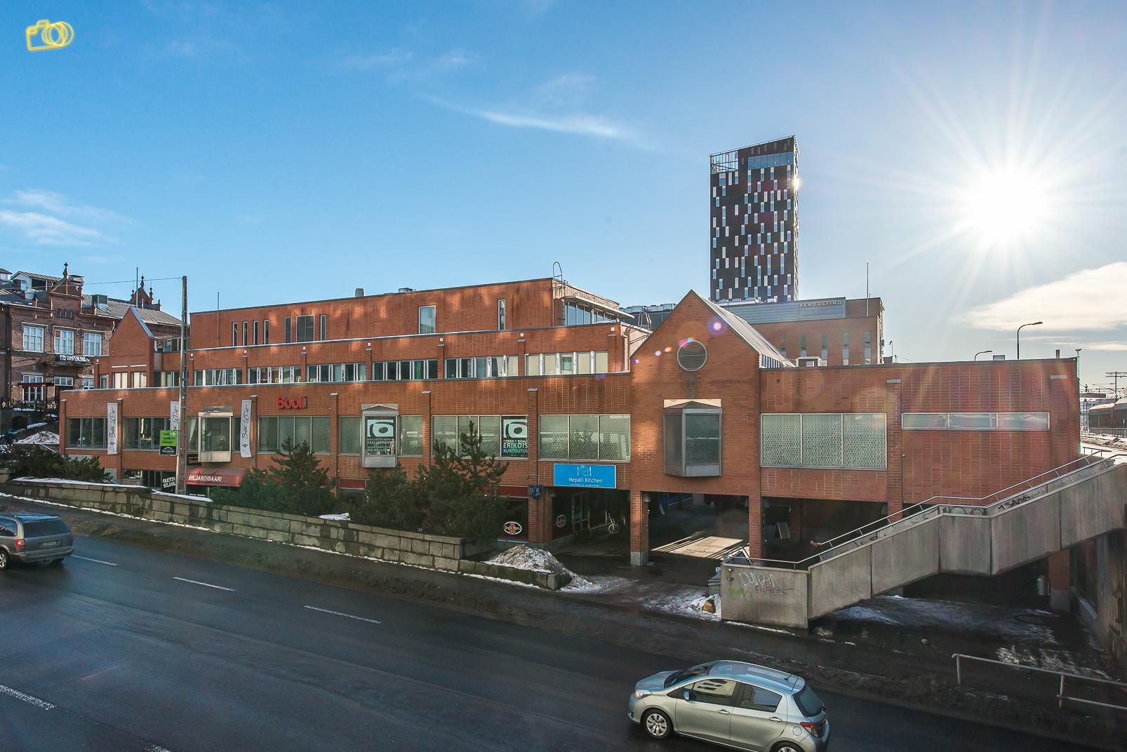 Itsenäisyydenkatu 2, Keskusta, Tampere