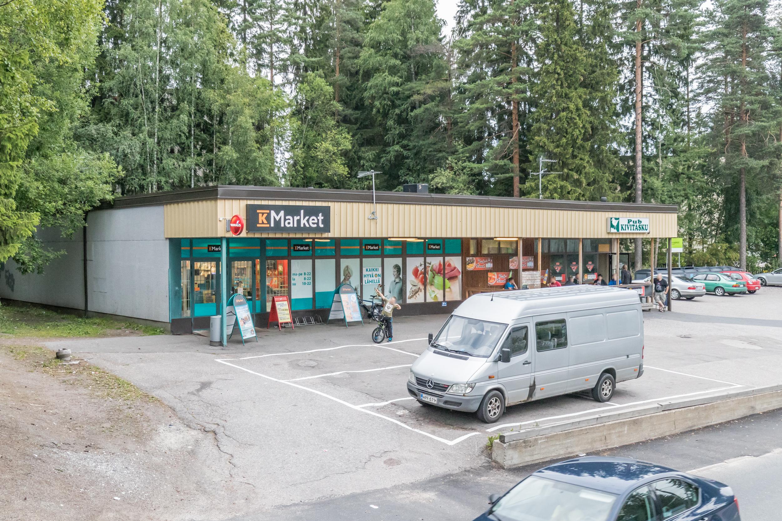 Kivistönkatu 2-4, Lappeenranta, Lappeenranta
