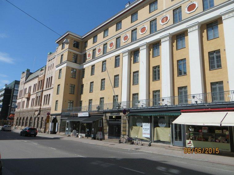 Toimitila, Linnankatu 9-11, Turku, Turku