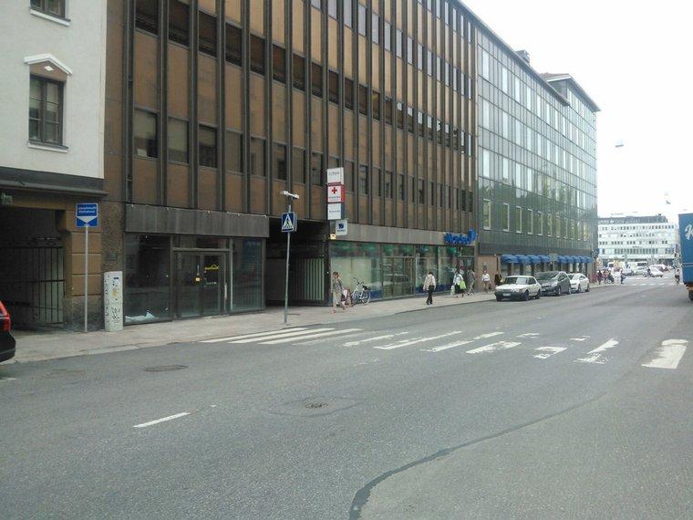 Toimitila, Yliopistonkatu 16 B, Keskusta, Turku