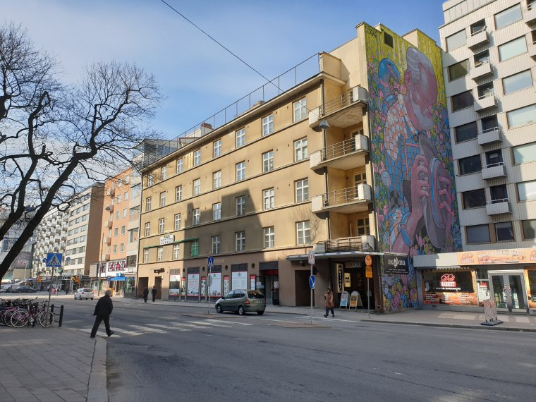 Toimitila, Eerikinkatu 7, Keskusta, Turku
