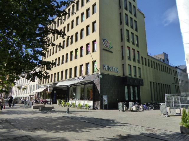 Toimitila, Hovioikeudenpuistikko 13, Vaasa, Vaasa