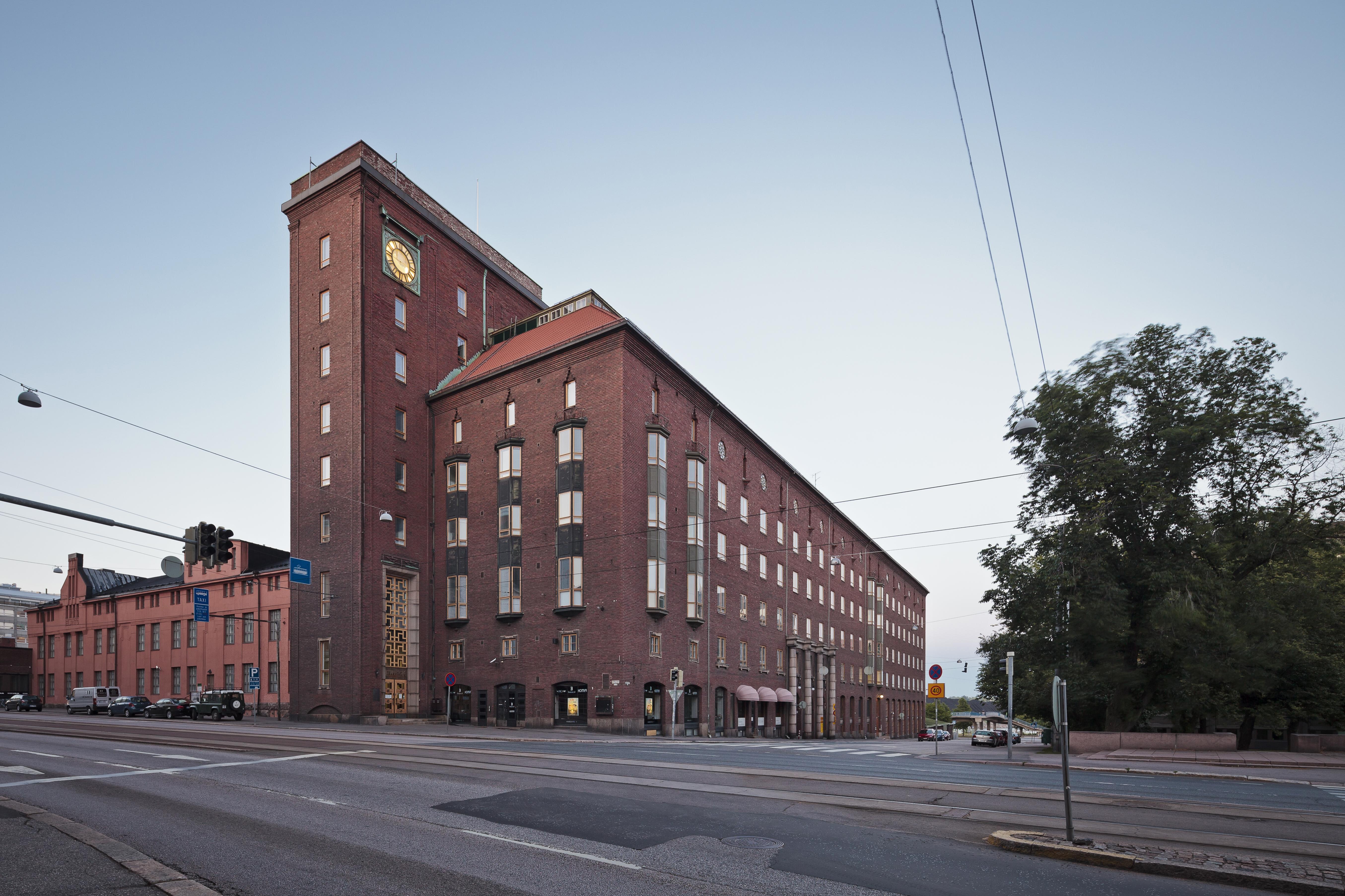 Toimitila, Hämeentie 11, Sörnäinen, Helsinki