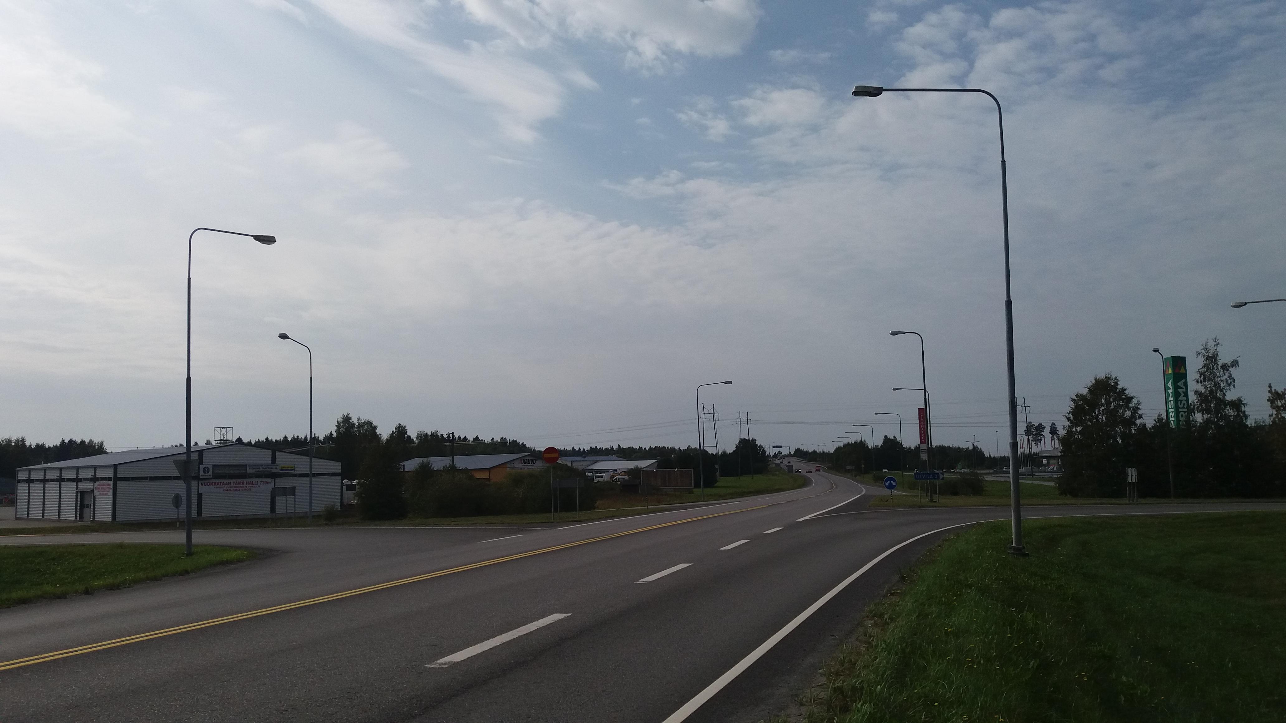 Kartanontie 53, Mikkola, Pori