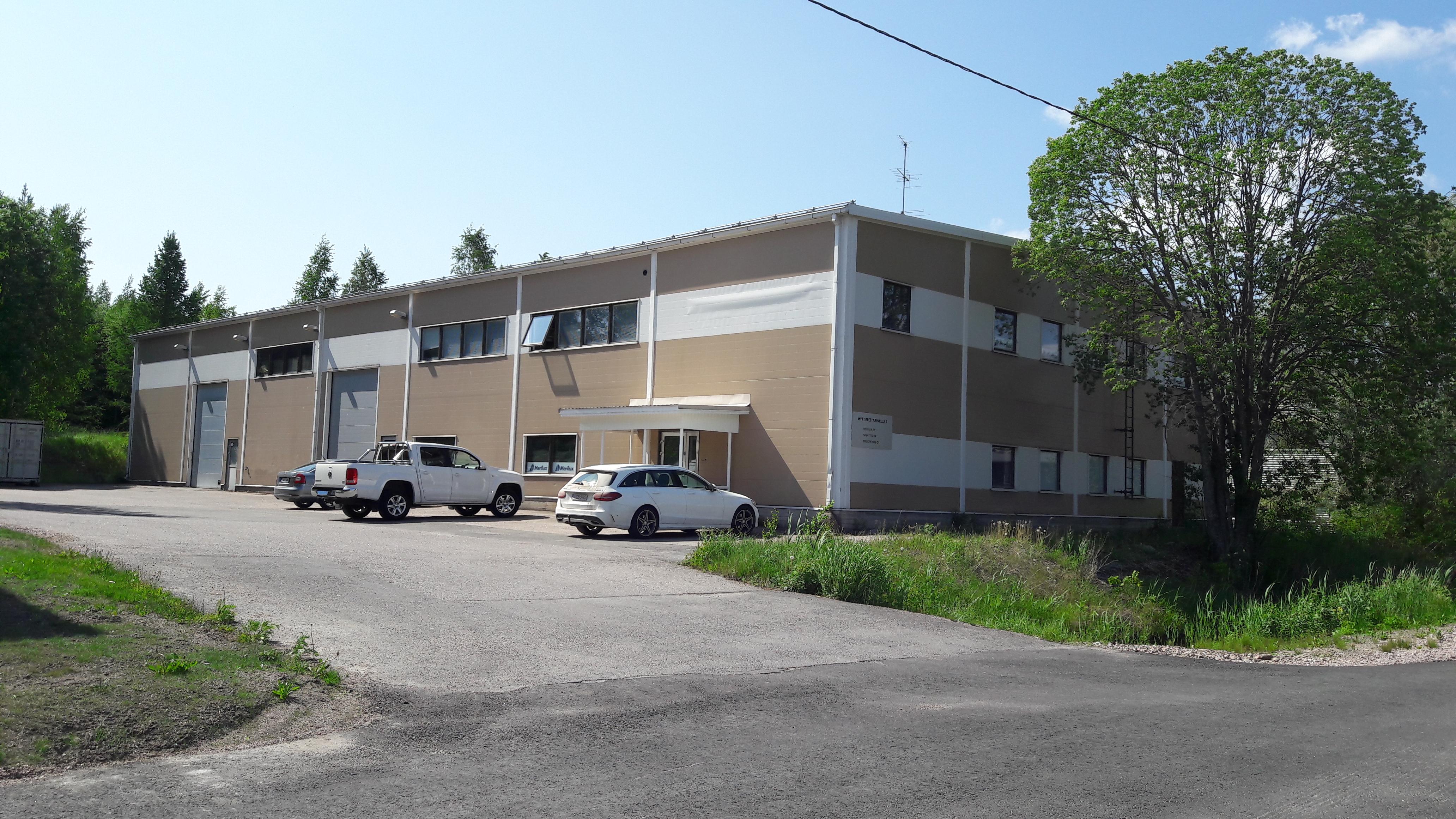Toimitila, Hyttimestarinkuja 7, Kauklahti, Espoo