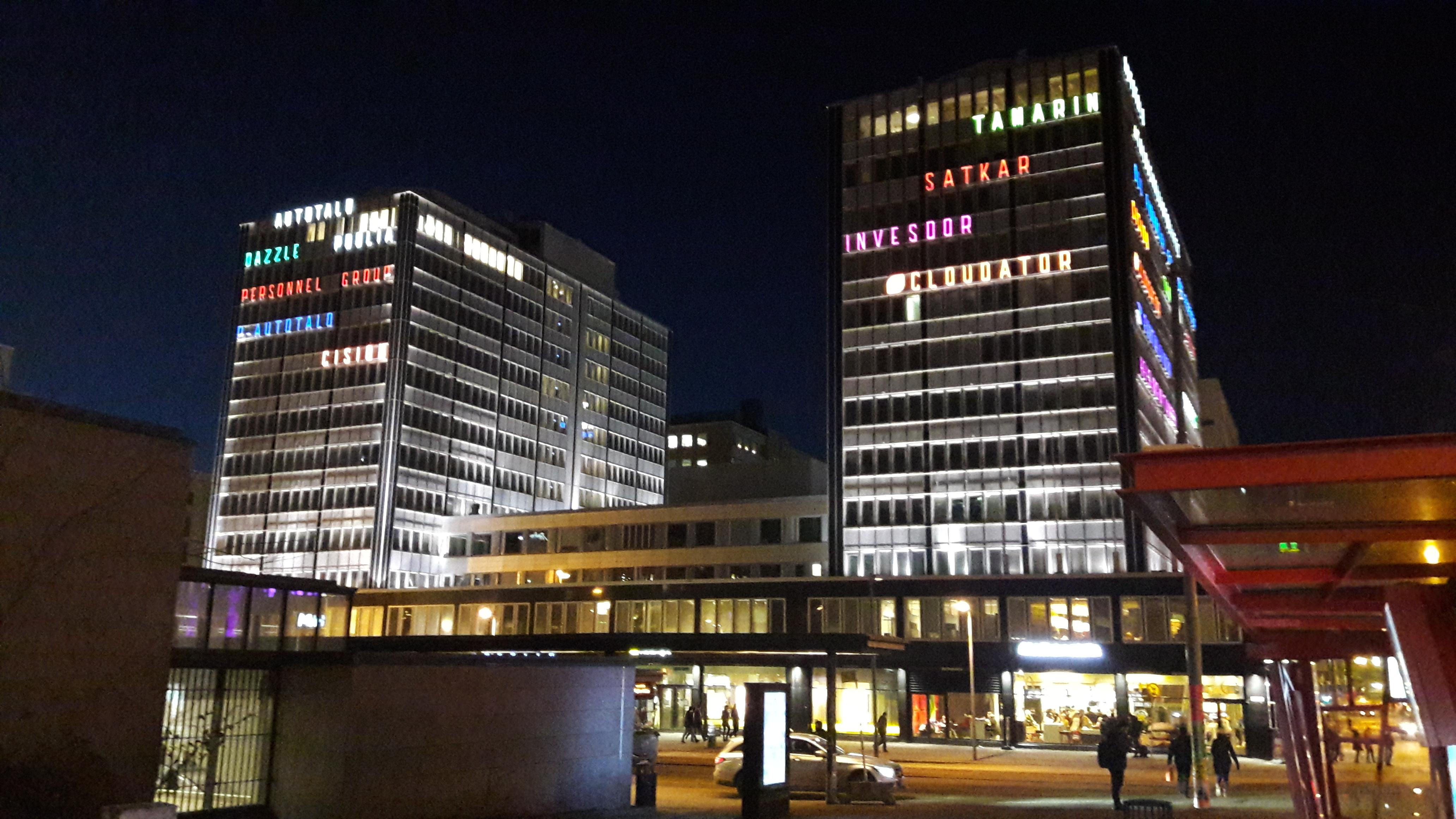 Toimitila, Salomonkatu 17, Keskusta, Helsinki