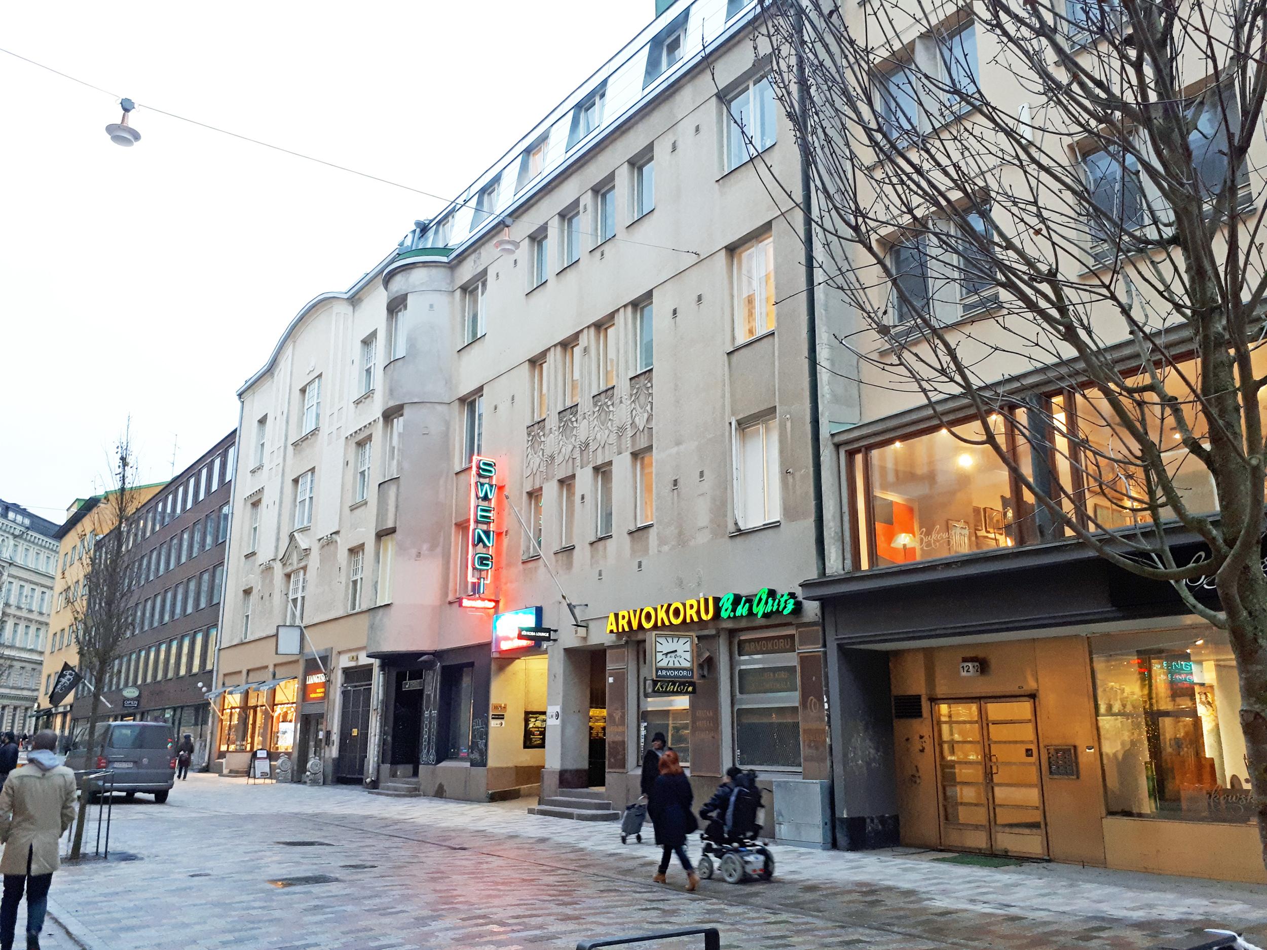 Toimitila, Iso Roobertinkatu 10, Keskusta, Helsinki