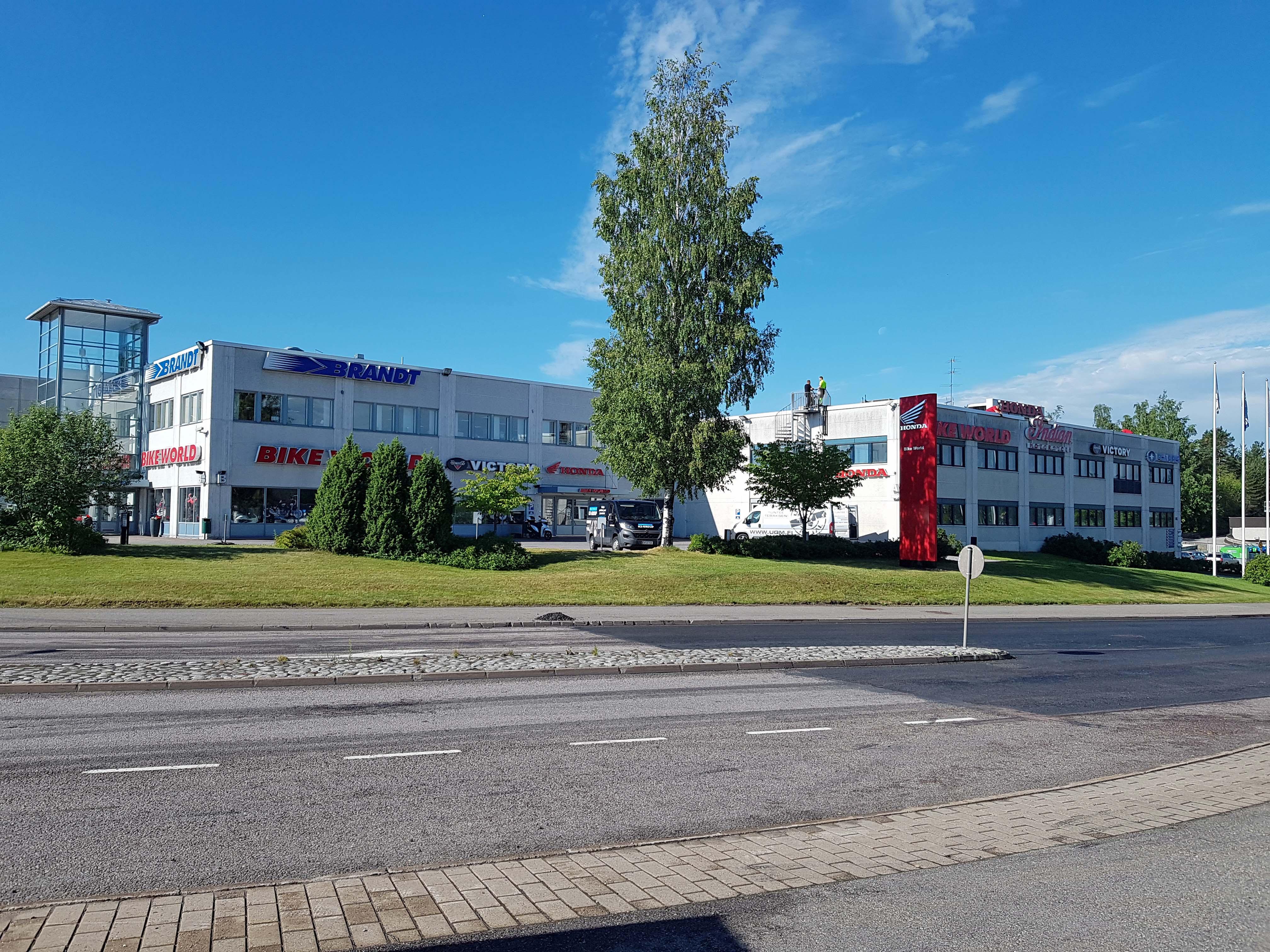 Toimitila, Tuupakantie 7, Viinikkala, Vantaa