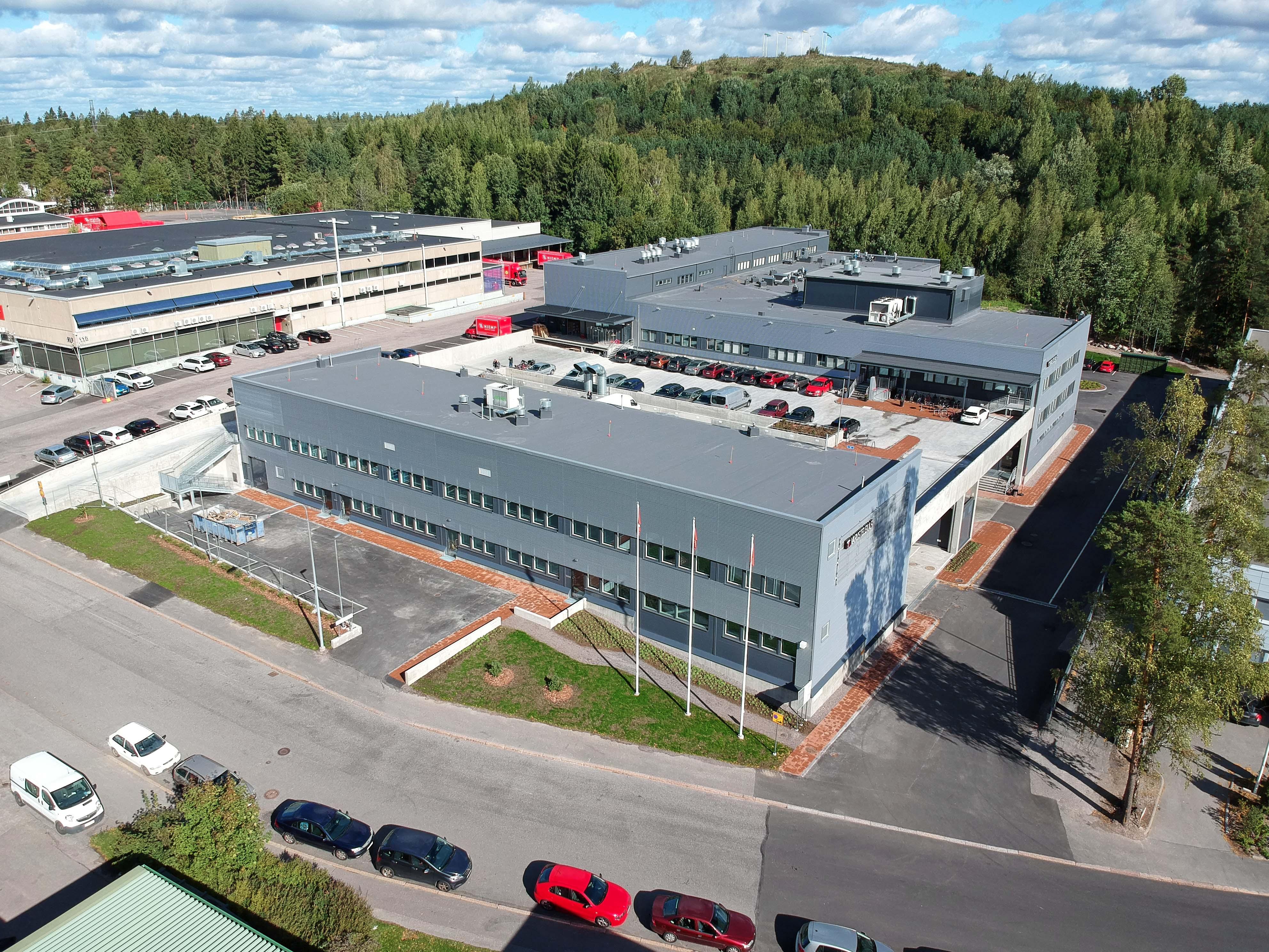 Toimitila, Hankasuontie 11, Konala, Helsinki