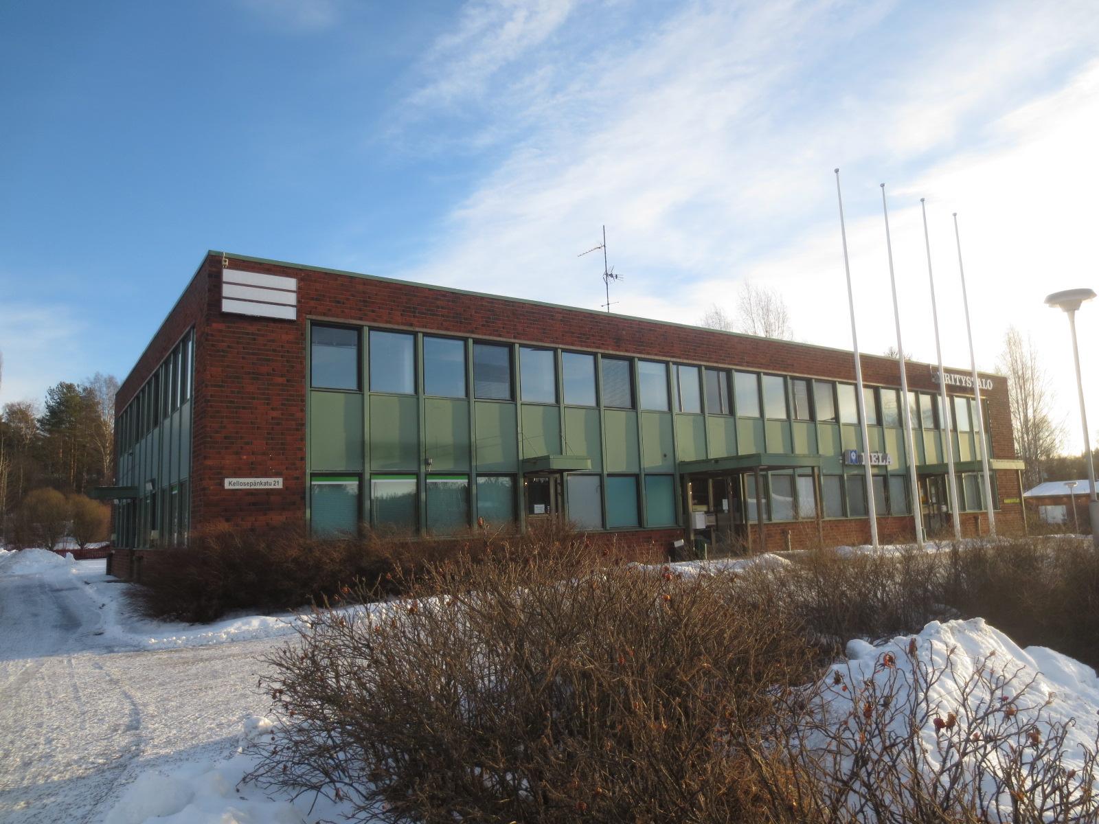 Toimitila, Kellosepänkatu 21, Suolahti, Äänekoski