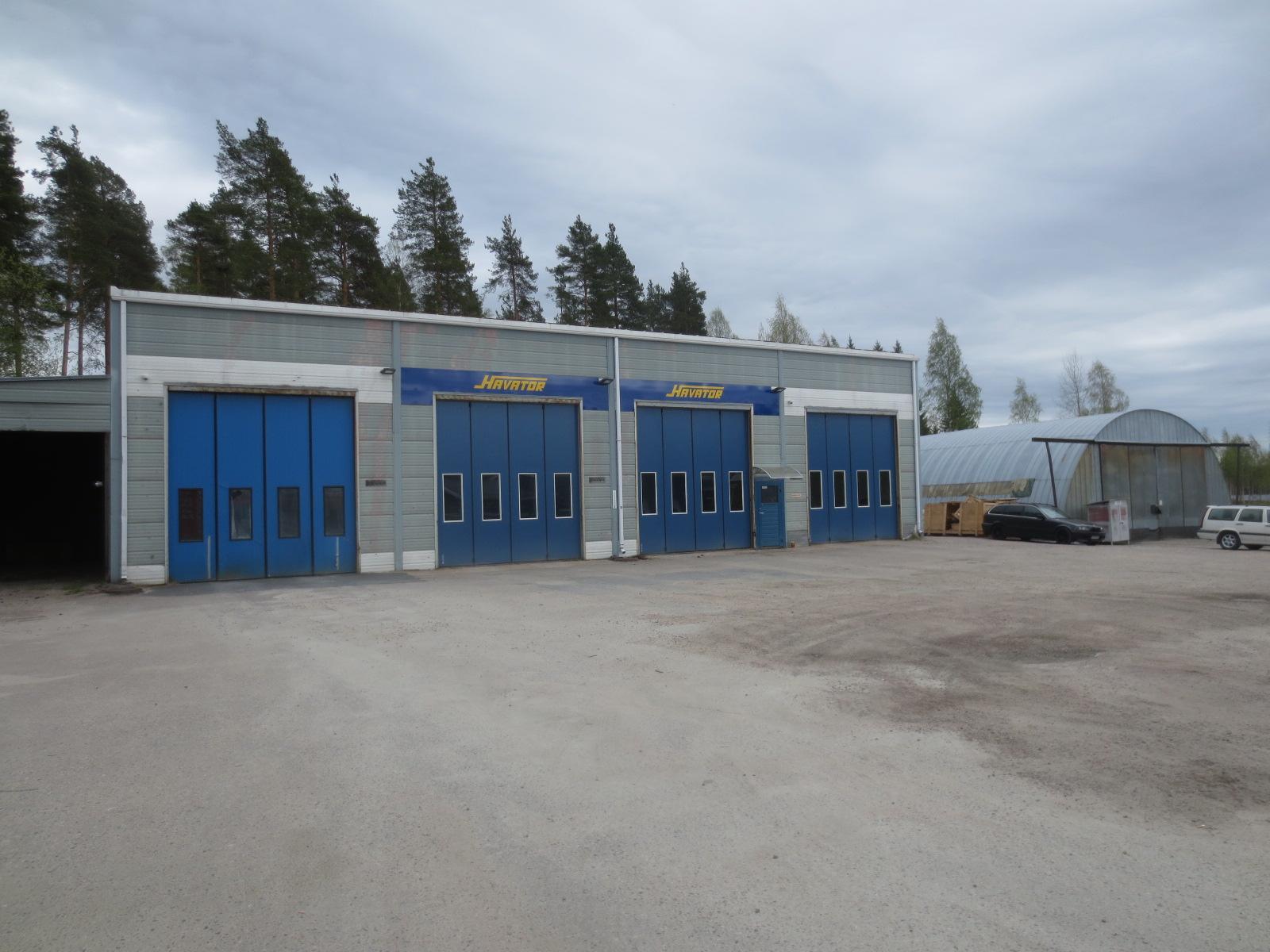 Toimitila, Kotakennääntie 32, keskusta, Äänekoski
