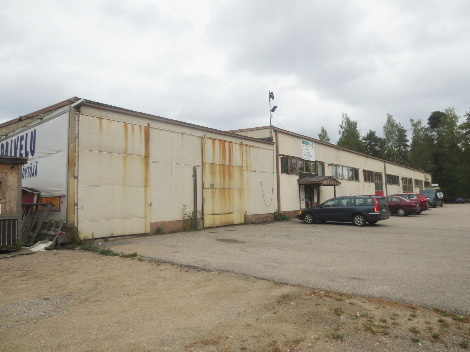 Toimitila, Rautatienkatu 50, Keskustassa, Äänekoski