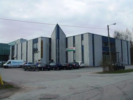Toimitila, Finnoonniitynkuja 1, Espoo