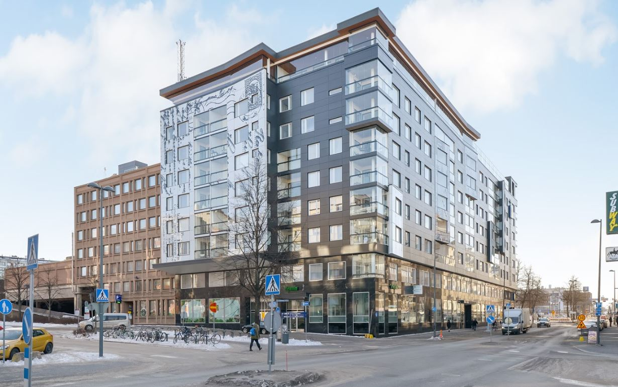 Rautatienkatu 21, Kyttälä, Tampere