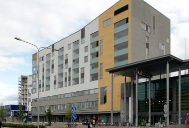 Vanhanlinnantie 3, Itäkeskus, Helsinki