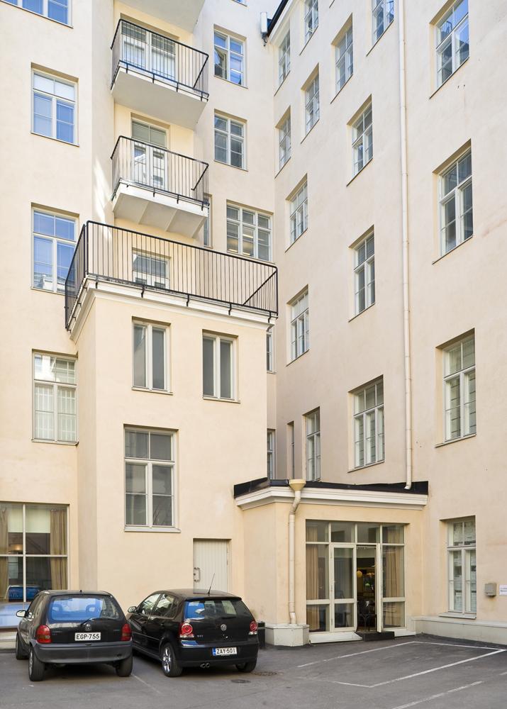 Pohjoisesplanadi 37, Kluuvi, Helsinki