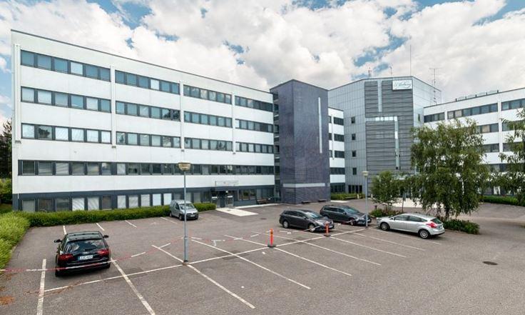 Sinikalliontie 3, Sinimäki, Espoo