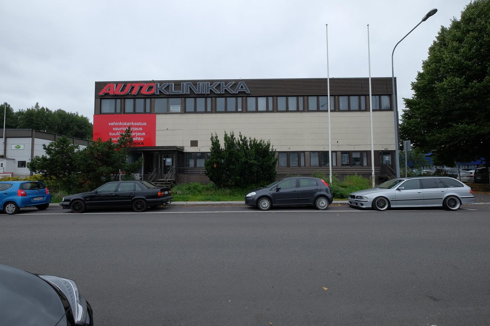 Toimitila, Päiväläisentie 4, Konala, Helsinki