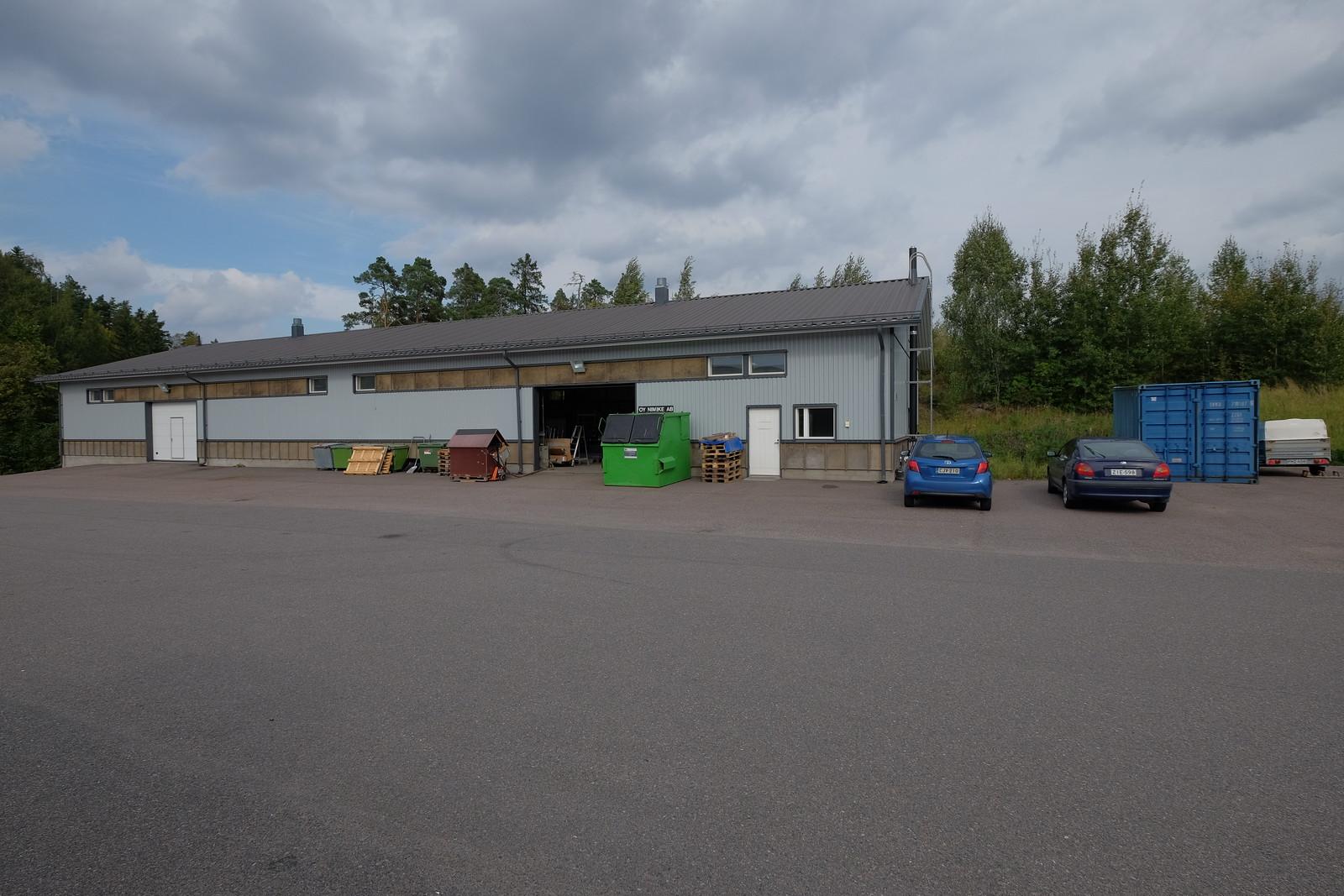 Toimitila, Vestrantie 2, Keimola, Vantaa