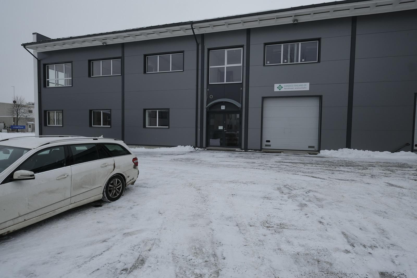 Toimitila, Hiidenportti 2B, Malmi, Helsinki