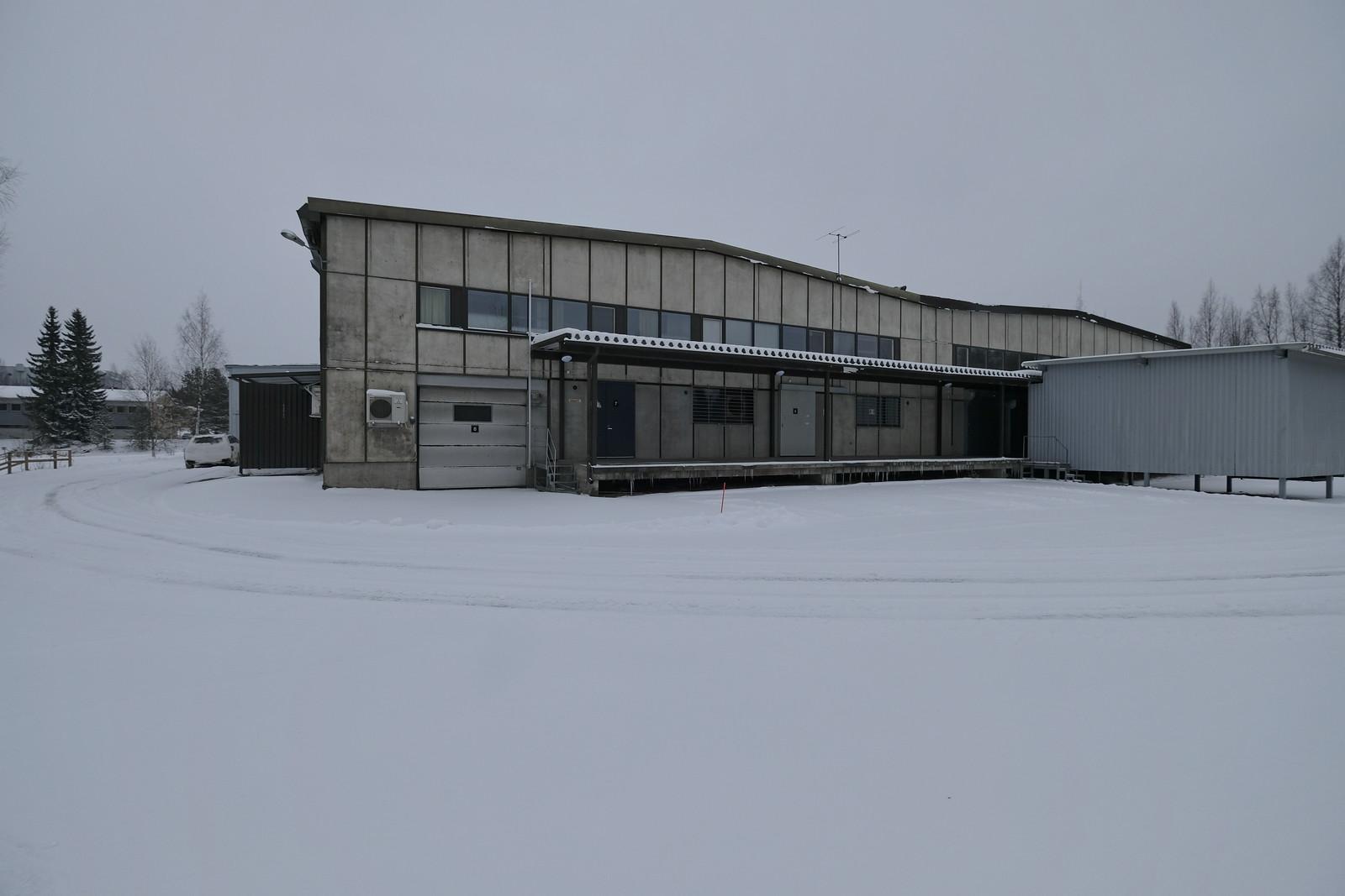 Harkkokatu 2a, Sahanmäki, Hyvinkää