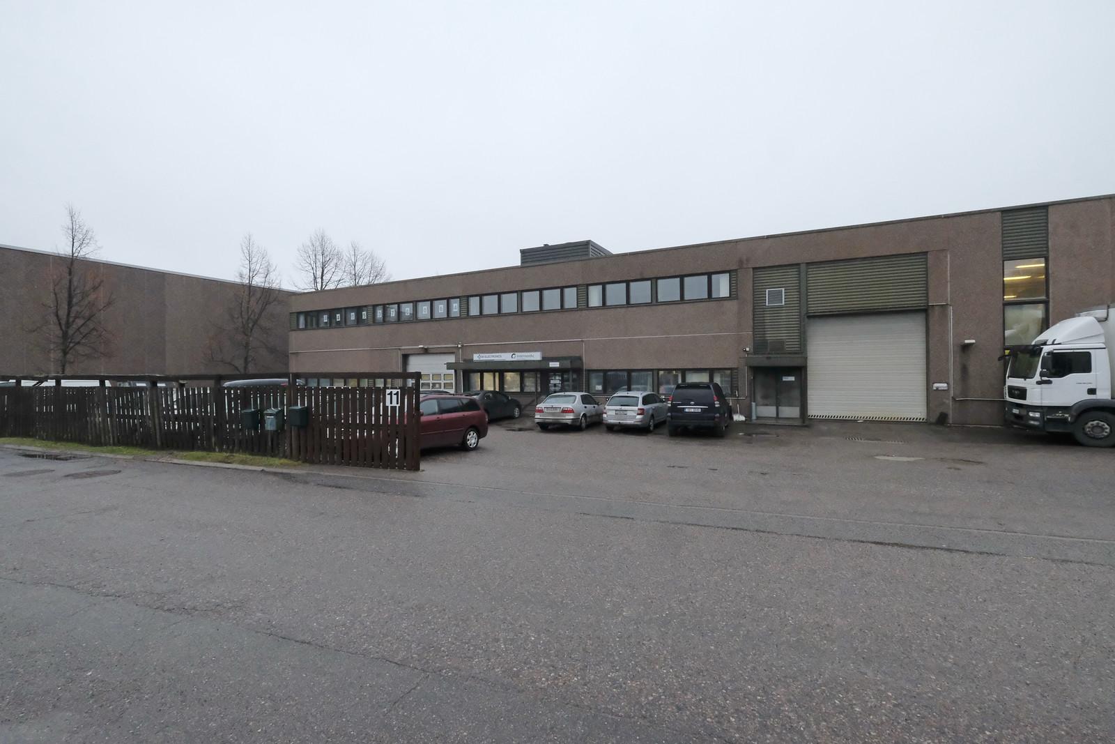 Toimitila, Bölenraitti 11, Petikko, Vantaa