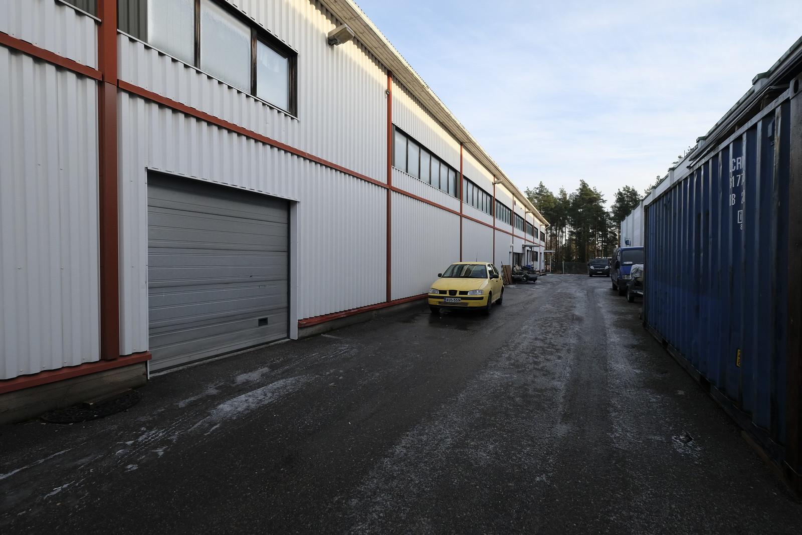 Toimitila, Kivipyykintie 7B, Kolohonka, Itä-Hakkila, Vantaa