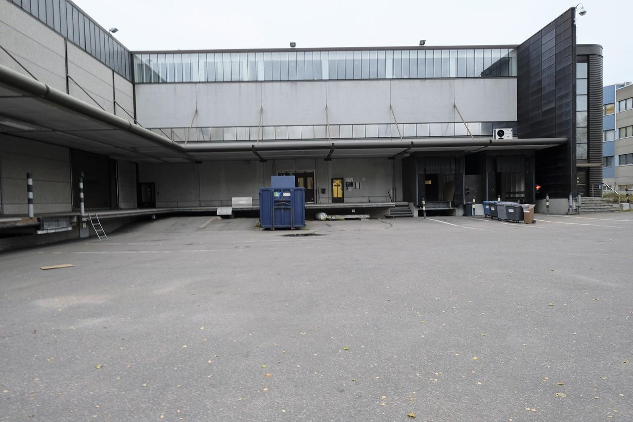 Toimitila, Mekaanikonkatu 1, Herttoniemi, Helsinki