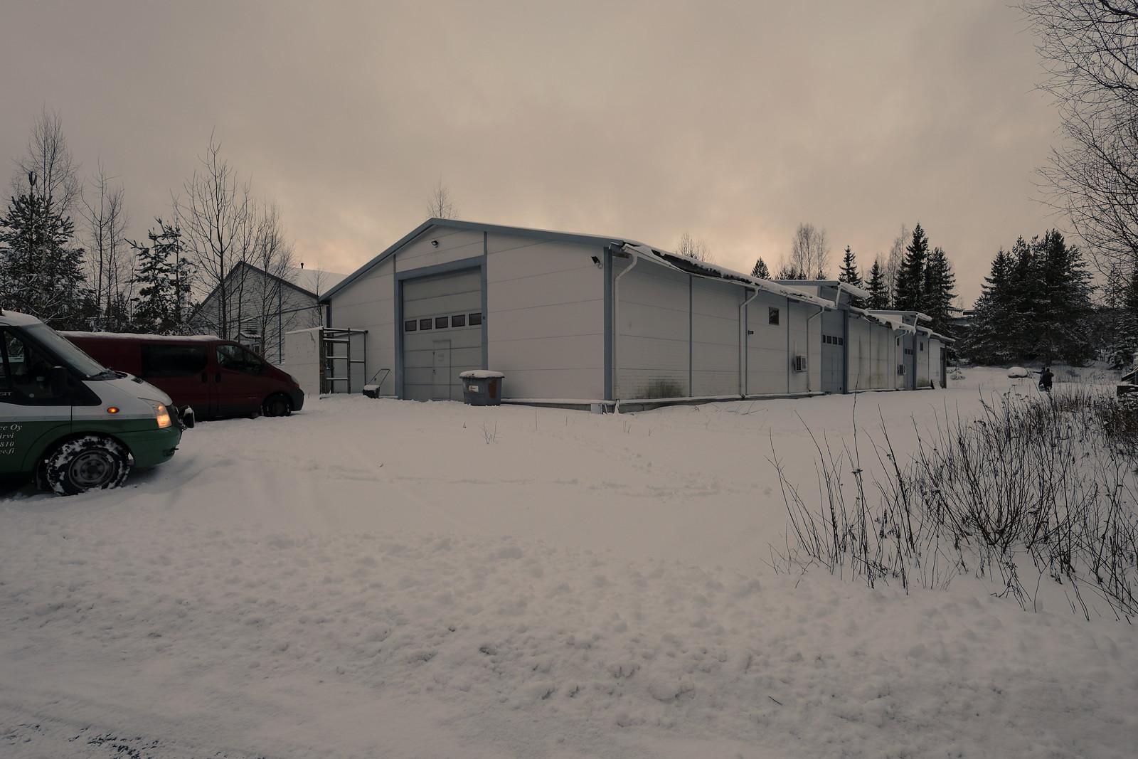 Toimitila, Kuusimäentie 18, Kuusikonmäki, Nurmijärvi