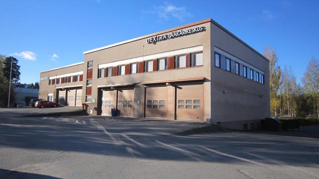 Toimitila, Kirjaskatu 7, Tallinmäki, Valkeakoski